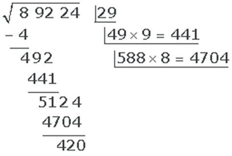 calculador de raices cuadradas c 225 lculo de la ra 237 z cuadrada paso a paso