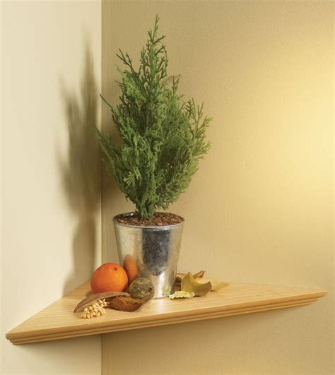 Instant Corner Shelf by Best Corner Shelves Hometone