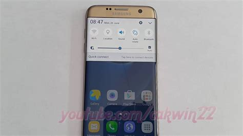 My Samsung Samsung Galaxy S7 Edge How To Find My Phone Number