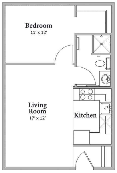 Garage Apartment Design Floor Plans Middle Creek At Vail 145 North Frontage