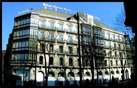 bbk banco sede central bbk kutxabank bilbao banco
