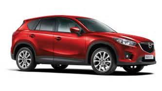 Madza C5 Mazda Cx 5 Mit Skyactiv Technologie