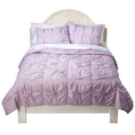 xhilaration bedding new xhilaration lavender ruched coverlet comforter