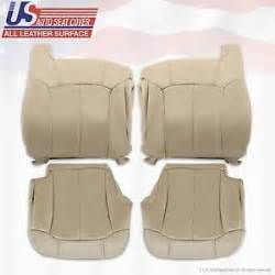 Seat Cover Tahoe 2000 2001 2002 Chevy Tahoe Suburban Replacement Leather