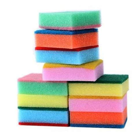 Kitchen Cleaning Sponge Set buy neworldline 10pcs cleaning sponges universal sponge