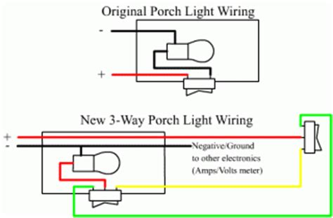 timer wiring diagram light to porch get free image about