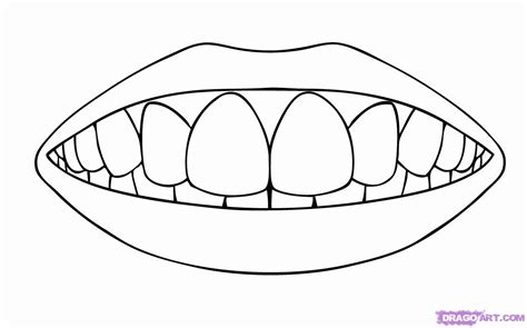 teeth coloring pages preschool teeth coloring dentist