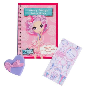Amazon.com: La Dee Da Sweet Party, Tylie as Cotton Candy Crush: Toys & Games