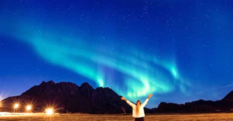 places to see lights 5 breathtaking places to see the northern lights in