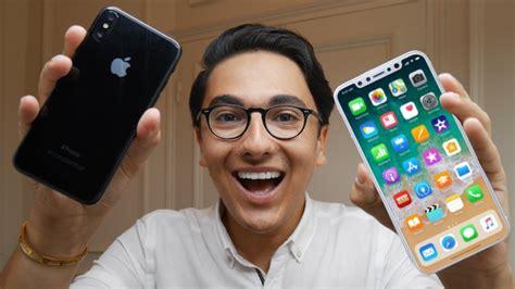 j ai l iphone 8 et l iphone x