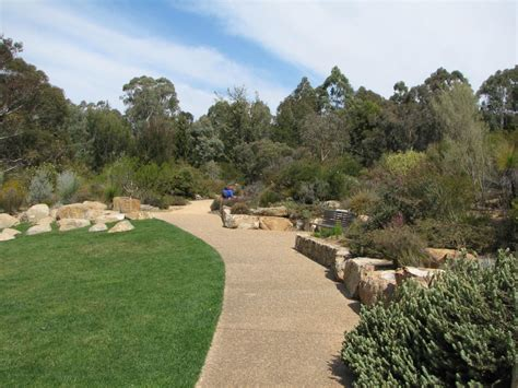 Australian Botanic Gardens Canberra Australian National Botanic Gardens Canberra Trevor S Travels