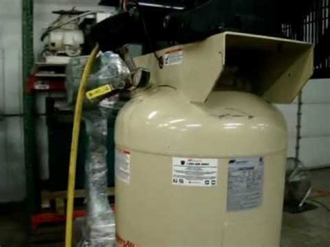 ssl ingersoll rand industrial air compressor item