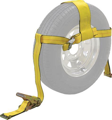 Trailer Tire Straps Adjustable Trailer E Track Tire Princess Auto