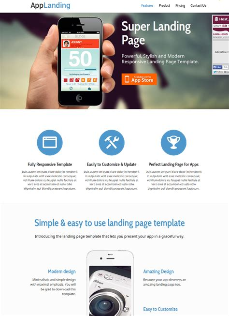 cakephp templates free templates that can fit with cakephp