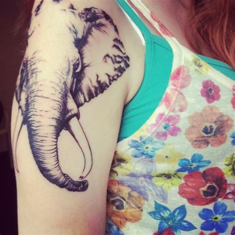 elephant tattoo placement 206 best images about elephants tattoo on pinterest