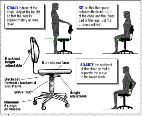 back relief tips for maintaining proper posture to