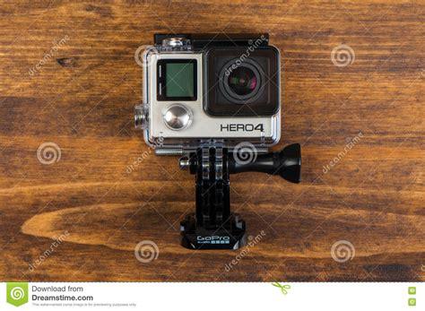 Gopro 5 Second gopro 5 accessories top view editorial image cartoondealer 93758532