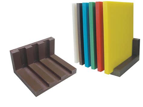 Stock Shelf by Polyethylene Board Stock Shelf