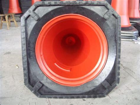 Traffic Cone 75cm 75cm pe traffic cone es a02 eton safety