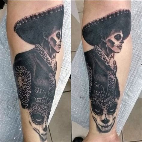 mexican tattoos for men 70 day of the dead tattoos for mexican designs