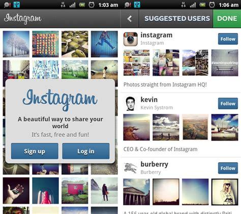 aplikasi android untuk membuat video instagram pandang pertama aplikasi instagram untuk android amanz