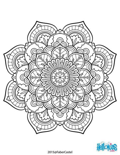 vintage coloring pages pdf coloriage mandala vintage coloriages et mandalas