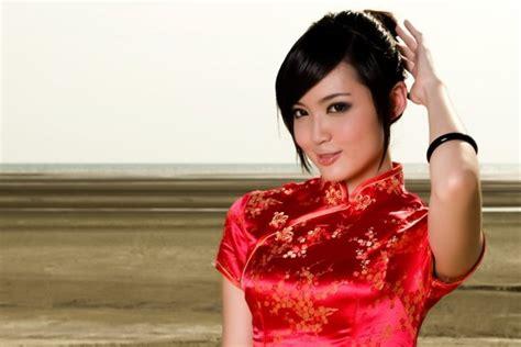 Diskon Dress Imlek Cheong Sam Pakaian Cheongsam Tionghoa Tradisi Dan Budaya Tionghoa