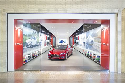 Tesla Dealership Dallas Northpark Center Northpark Tv Tesla Motors Gallery
