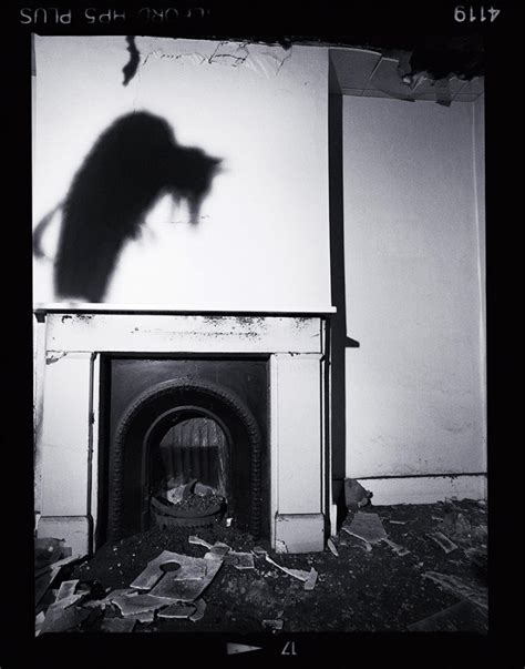 surreal black and white photos of a s worst