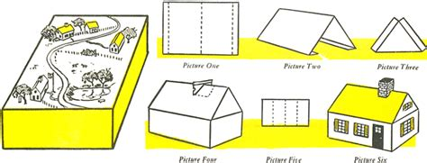 How To Make A Box Out Of Construction Paper - make your own town or out of cardboard boxes