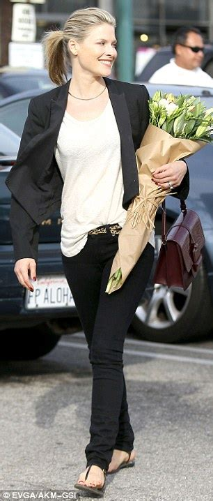 Caq Margareth Flower Maroon Blouse ali larter and maintain their slim figures with