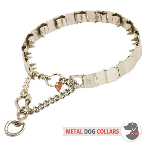 metal collars metal collars