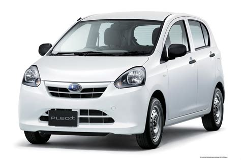small subaru car subaru pleo plus hits the japanese market ultimate car blog
