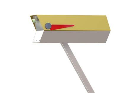 design milk mailbox modbox mid century modern mailboxes by greg kelly