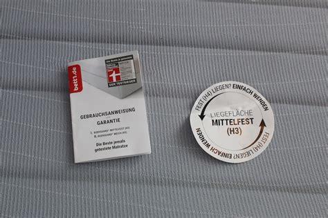 anti kartell matratze bodyguard anti kartell matratze bett1 test stiftung