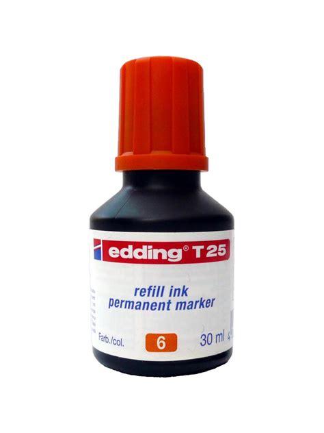 Chaolin Tinta Cair China Orange edding nachf 252 ll tusche t25 refill ink tinte f 252 r permanent marker alle farben neu ebay