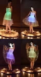 light up shors fiber optic light up sun dress summer dress by ravenation