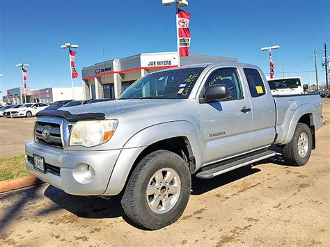 2009 toyota tacoma prerunner cars and vehicles houston