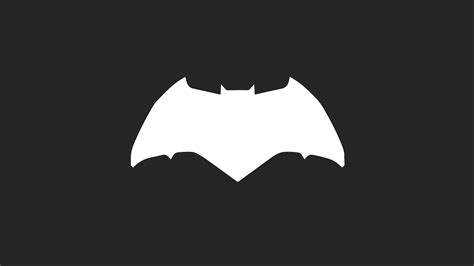 wallpaper batman apple 2048x1152 batman logo minimalism 2048x1152 resolution hd