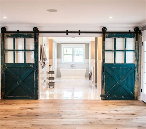 1000 Images About Shower Barn 1000 Ideas About Glass Barn Doors On Sliding