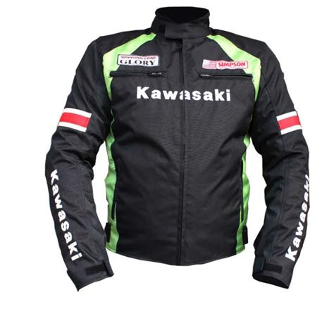 Jaket Hoodie Kawasaki Hitam 2 popular kawasaki motorcycle jackets buy cheap kawasaki motorcycle jackets lots from china