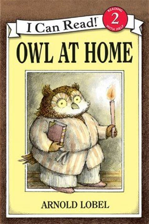 owl at home arnold lobel primary book activities