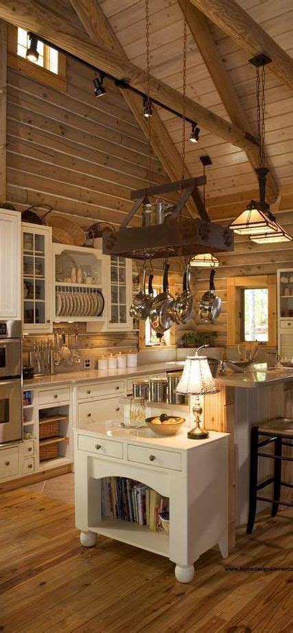 rustic home interiors 25 best ideas about rustic cabin kitchens on