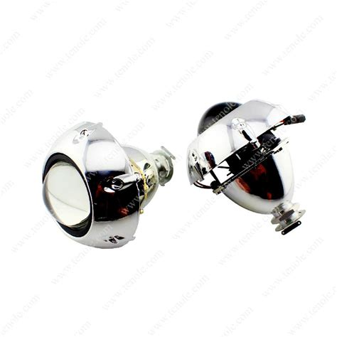Projector Hid Mini tenole mini h1 hid projector lens china manufacturer car light auto mirror lighting