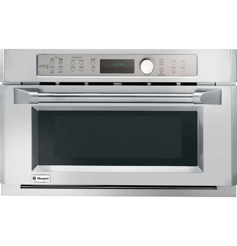 zsc1202nss ge monogram built in oven with advantium