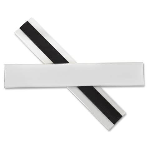 Magnetic Shelf Label Holders by C Line 87227 C Line Hol Dex Magnetic Shelf Bin Label