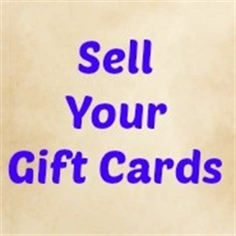 Sell Your E Gift Cards - the complete guide to selling your unwanted gift cards for cash doctor of credit