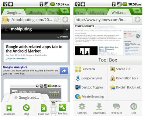 browser for android dolphin browser for pc android windows mac