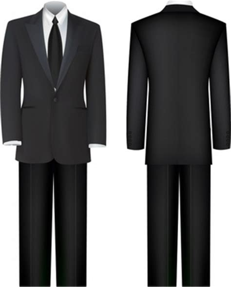 design jas cdr man suit silhouette free vector download 7 332 free