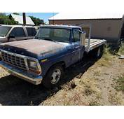 1979 Ford F350 1 Ton Dually Flatbed 79